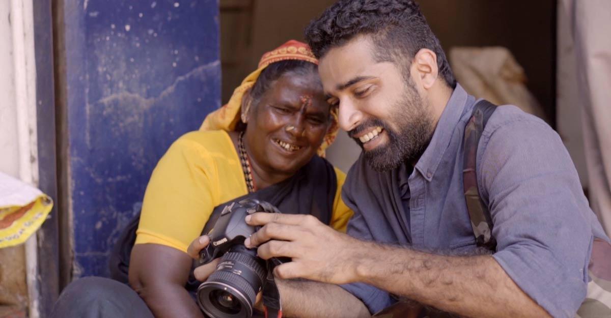 Short film 'Portrait' celebrates cinema and photography