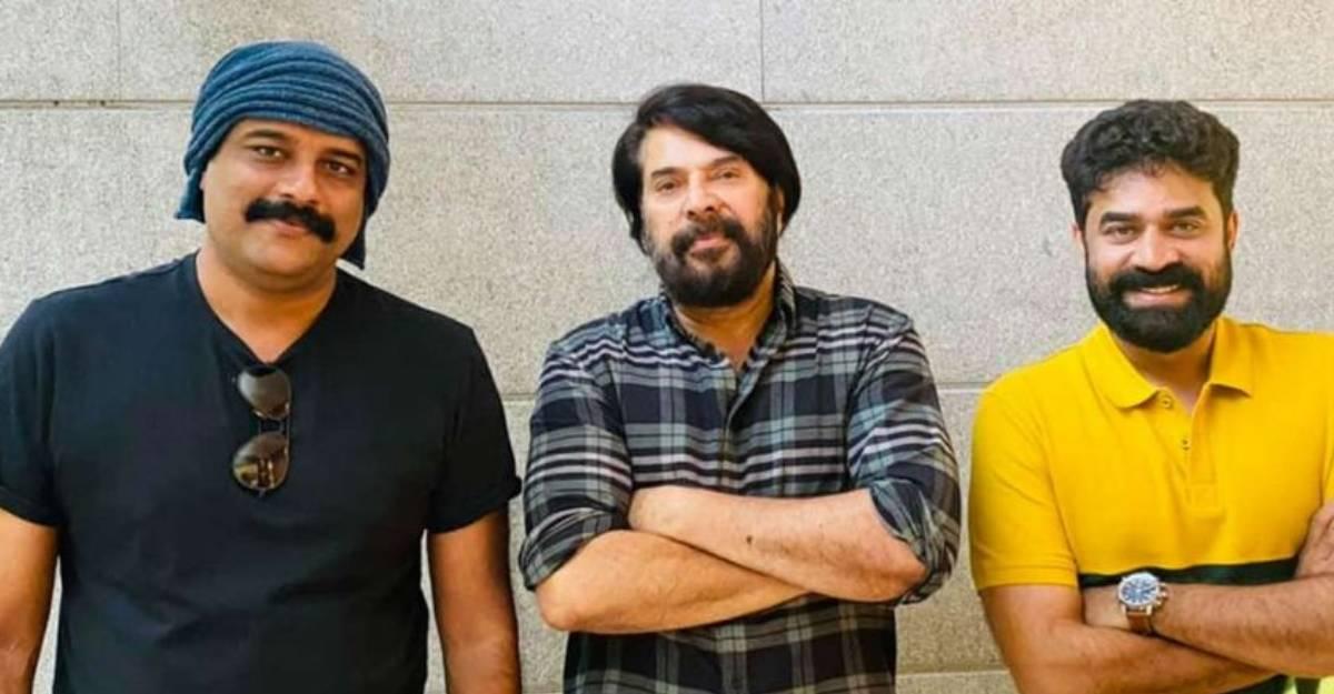 Mammootty joins Murali Gopy and Vijay Babu for next