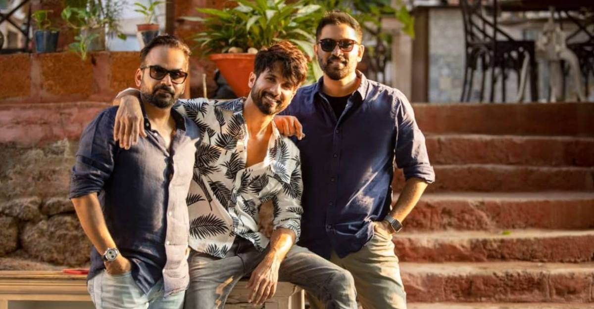 Shahid Kapoor to make digital debut with Raj and DK's Amazon series