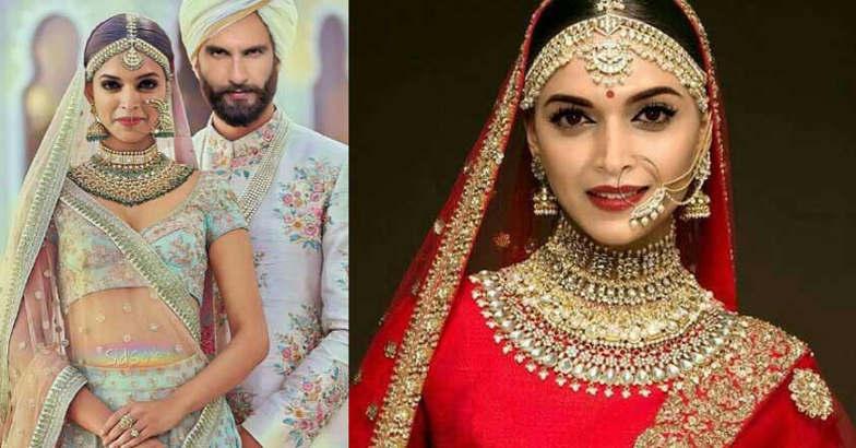 Deepika–Ranveer's 'wedding' pictures go viral