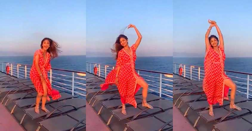 Actress-entrepreneur Shilpa Shetty-Kundra's Marilyn Monroe moment happened two days ago, but the video went viral only on Thursday, two days after it was posted.