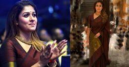 Nayanthara trolled for attending award night