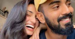 Athiya Shetty gets a lovely birthday wish from rumored boyfriend KL Rahul