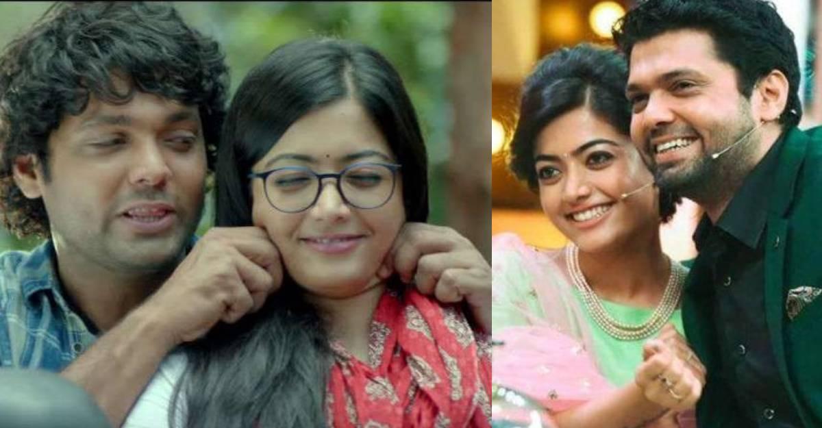 Here's why Rashmika Mandanna and Rakshit Shetty are trending