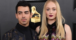 Sophie Turner expecting first baby with Joe Jonas