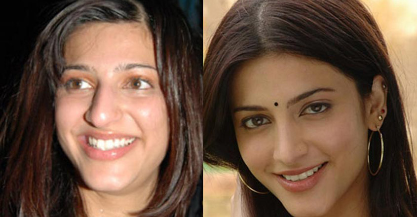 shruti-haasan-then-and-now