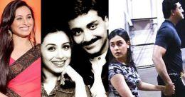 Rani Mukerji reveals what made her fall in love with Aditya Chopra