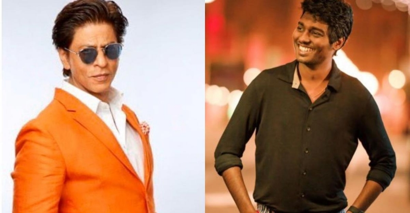 Shah Rukh Khan to play a double role in Atlee's next?