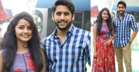 Anupama gears up with 'Premam' remake launch