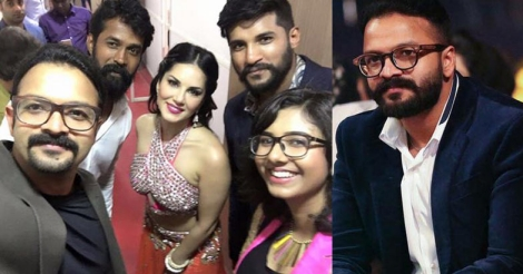 This is what Sunny Leone taught Jayasurya