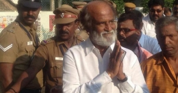 Thalaiva, what on earth is your spiritual politics?