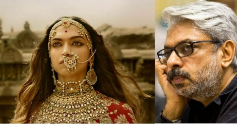 Never felt like giving up 'Padmaavat': Bhansali