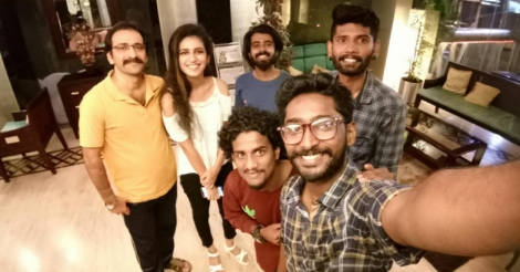 'Oru Adaar Love' fame Chumaduthangi is a band with a mission