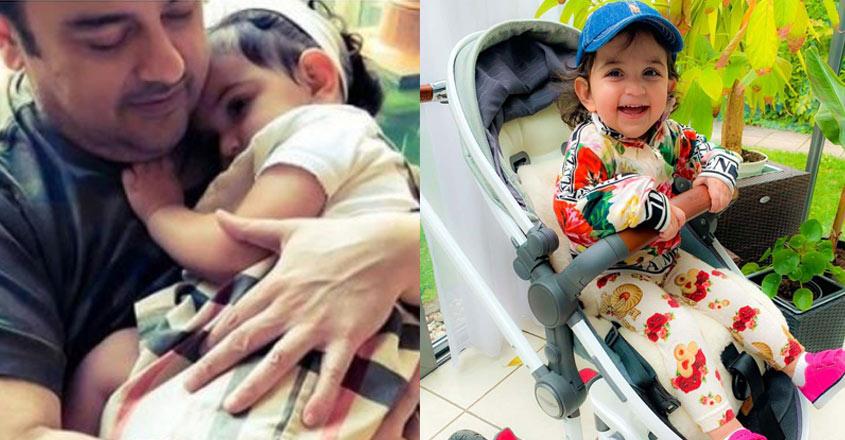 adnan-sami-baby-daughter
