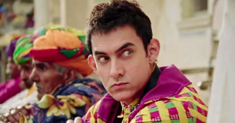 Aamir Khan's 'PK' collects Rs 50 crore in two days
