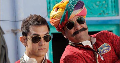 Only Raju, Vidhu, Aamir can make films like 'PK': Sanjay Dutt