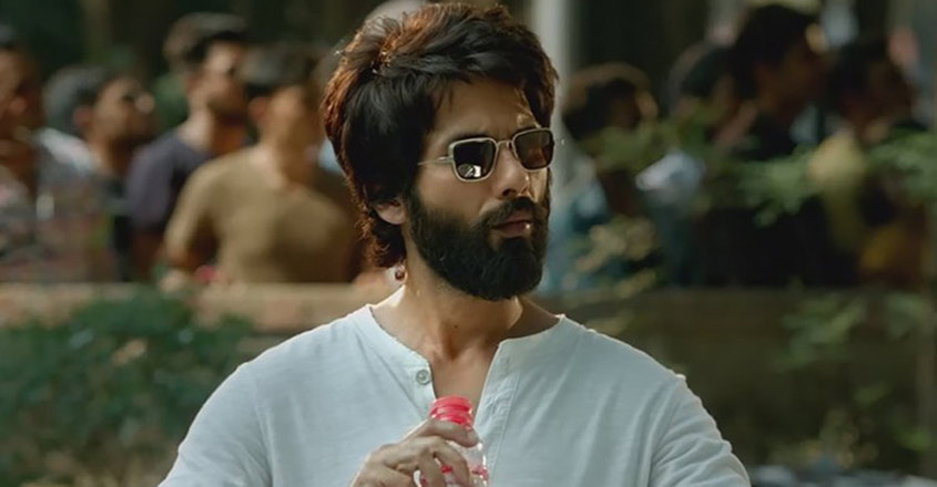 'Kabir Singh' is Shahid's first Rs 100 crore hit
