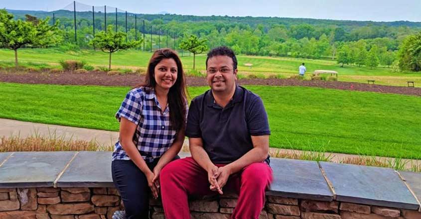 nishal-chandra-wife-remya