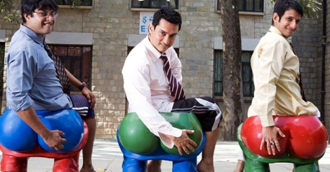 Want to make '3 Idiots' in different languages: Vidhu Vinod Chopra
