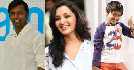 'Jo and the Boy's has an attractive theme: Manju Warrier