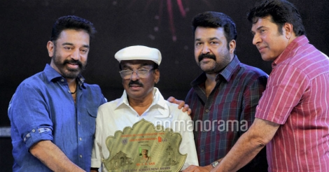 IV Sasi: Consider youngsters also for JC Daniel Award