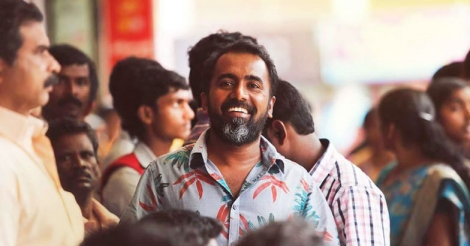 Ajayan Chalissery, the real owner of Bhavana studio