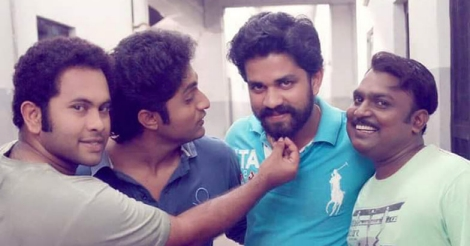 Vineeth Mohan gave up banking for acting