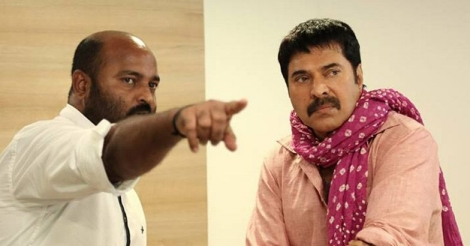 Marthandan and Mammootty