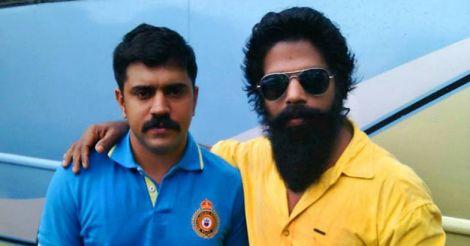 Bineesh Bastin - The baddie from Kochi in Vijay's Theri