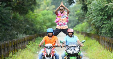 Vishnu, the average Joe who's making it big in Malayalam film industry