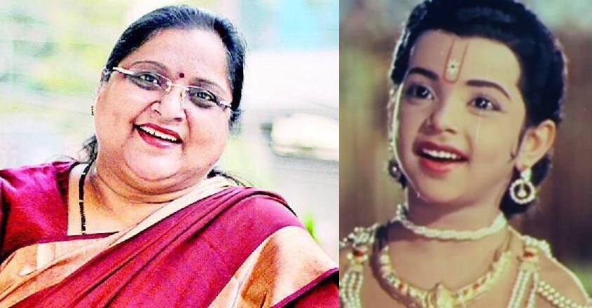 Yesteryear Telugu diva recalls unexpected film debut 50 yrs ago