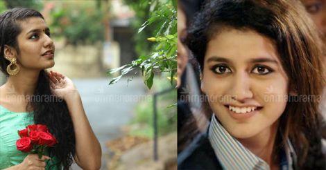 Here's Priya Prakash Varrier whose adorable wink took the internet by storm!