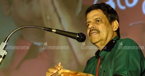 Politics not in DNA, Balachandra Menon turned down Karunakaran's LS seat offer in '84