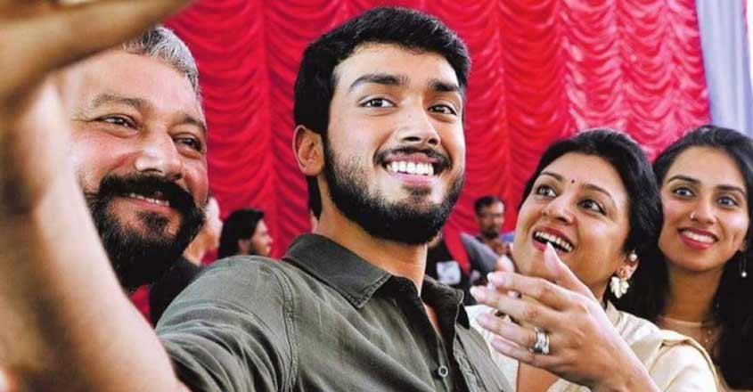 Jayaram, Parvathy in campus memories after watching 'Poomaram', says Kalidas