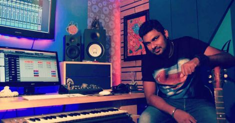 Composer Sreejith Edavana seeks both life and soul in his works