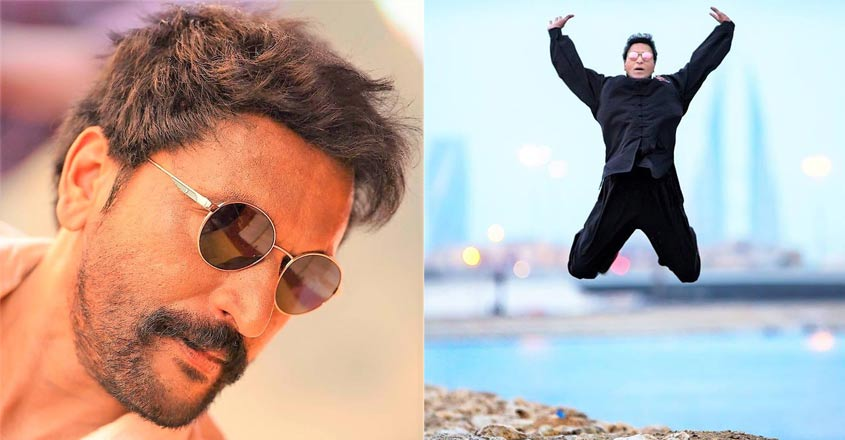 Action hero Babu Antony is in sync with new-gen actors