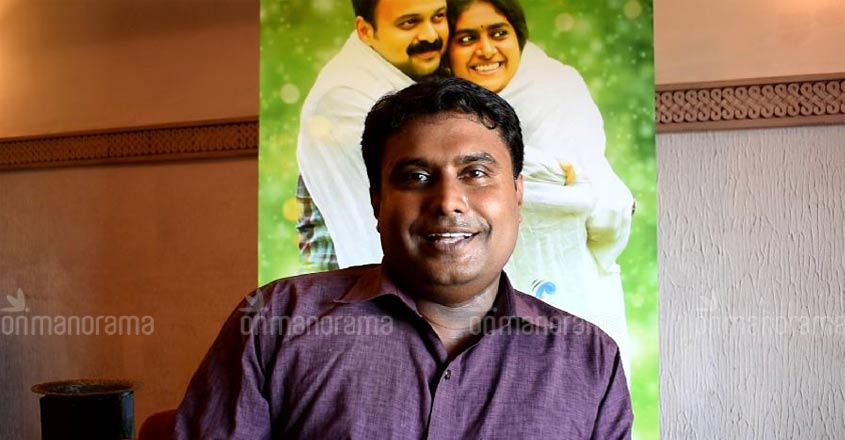 'Mangalyam...' screenwriter owes to wife for breakthrough