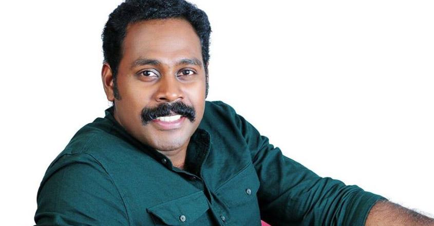 Meet Rajamani, budding actor who plays Kalabhavan Mani in his biopic