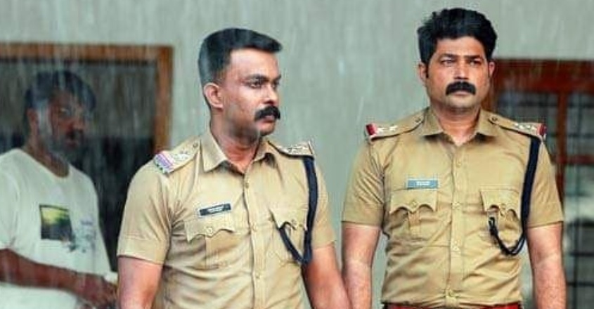 Siju Wilson's loss is Nithin George's gain. Debutant stuns as cop in Luca