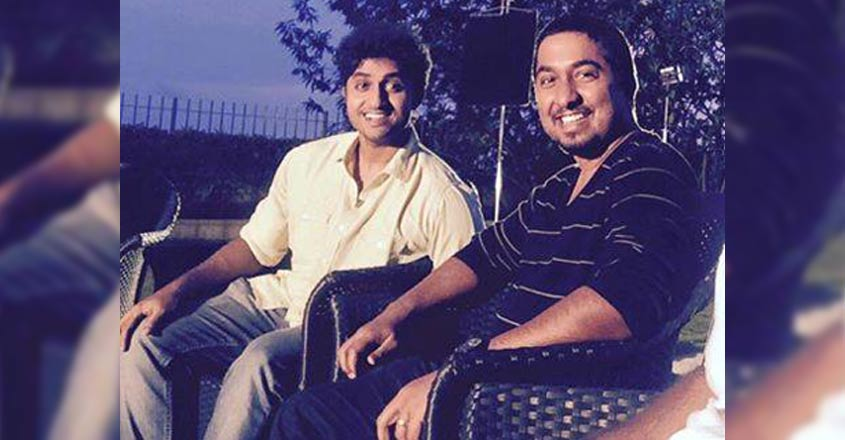 Dhyan was my model for Umesh of Vadakkan Selfie: Vineeth Sreenivasan