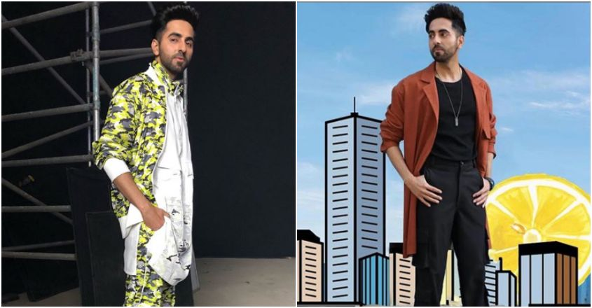 Ayushmann Khurrana says he had eyed the National Award