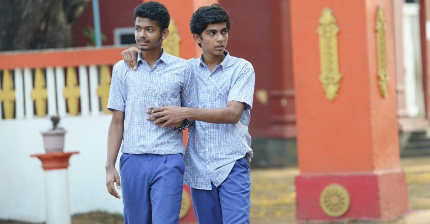 Just to see Mammootty up close I became a junior artiste: Naslin