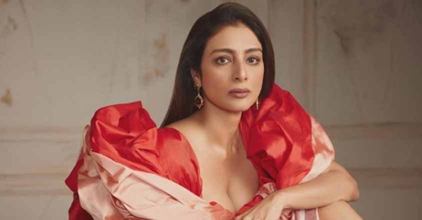 Tabu opens up on  fighting her inner demons