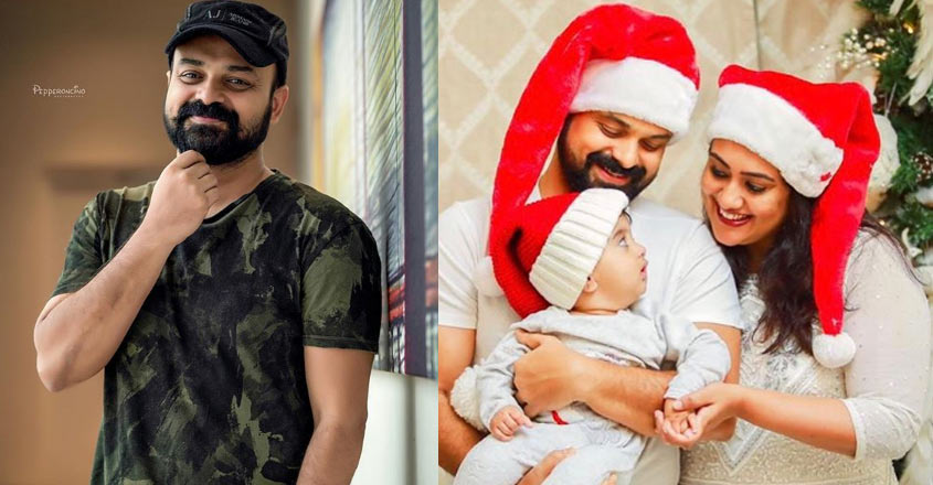 Kunchacko Boban reveals why he considers Izza his lucky charm
