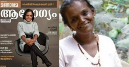 Wore something like that for the first time: Molly Kannamaly after cover pic goes viral