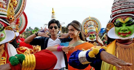 Fun and Fearless Deepika!