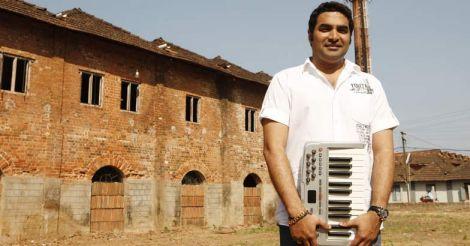 Gopi Sundar embarks on a futuristic voyage