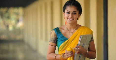 Taapsee Pannu: Balancing Bollywood, southern film world