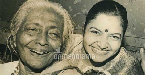 As Kerala's own canary celebrates her birthday...