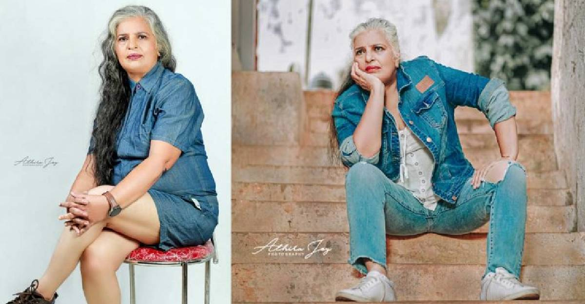 People past 60 too should be able to enjoy life: Rajini Chandy on viral photoshoot